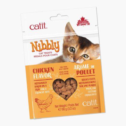 44476 - Catit Nibbly Crispy - Chicken