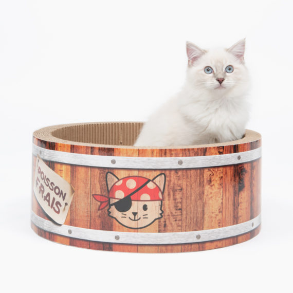 Pirates - Barrel Scratcher - Large C