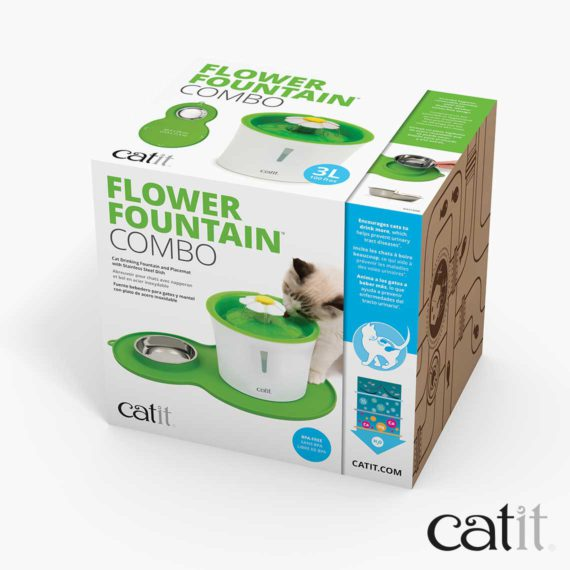 Flower fountain combo - product panel 6