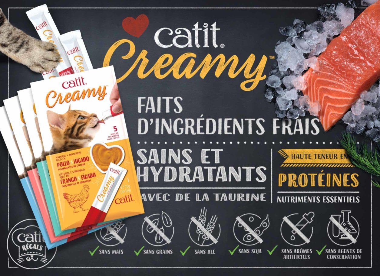 Faits d'ingredients frais