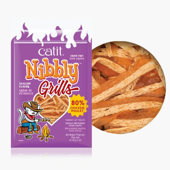 44484 - Nibbly Grills Scallop