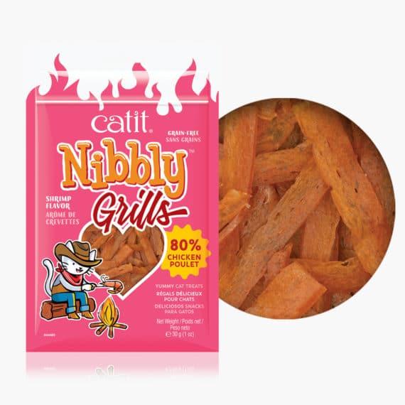 44485 - Nibbly Grills Shrimp
