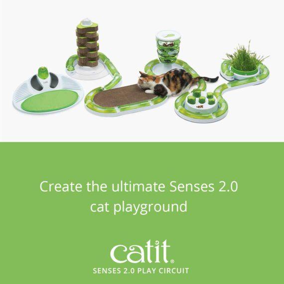 Créez un terrain de jeux Senses 2.0 absolument senchationnel avec le circuit de jeu Senses 2.0
