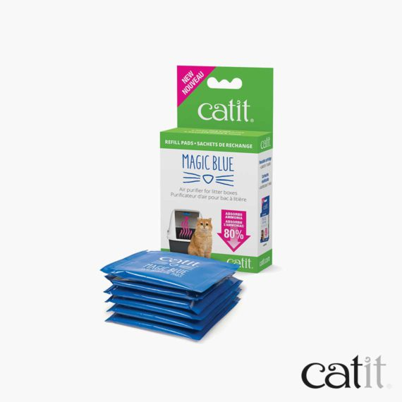 Catit Magic Blue refill pads - box