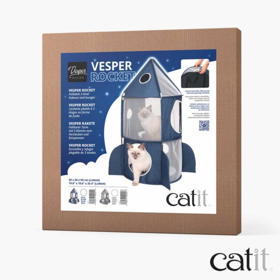 Catit Vesper Rocket box
