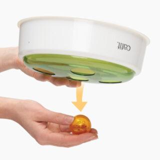 Senses Ball Dome_how to remove ball