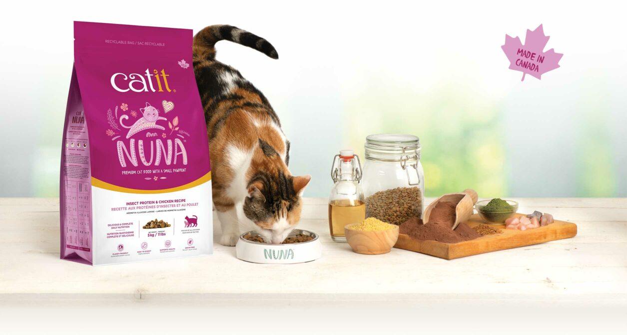 Catit Nuna Food - Made in Canada